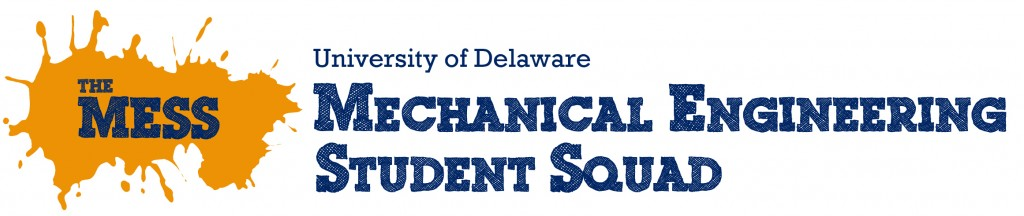 University of Delaware's Mechanical Engineering Student Squad